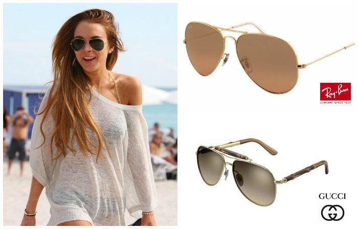 596d8510c Tendências em óculos de sol para o verão 2014