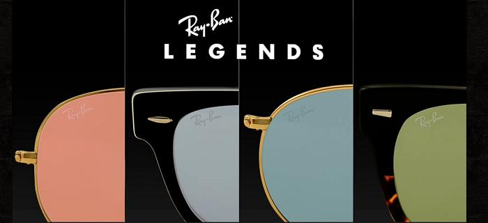 0267415dd A criação dos óculos da Ray-Ban remonta aos Estados Unidos, na década de  30. O tenente do exército americano John MacCready, que certo tempo antes,  ...